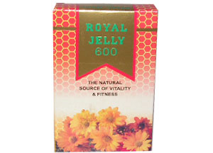 Royal Jelly 600 Pharco