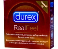 Durex Real Feel x 3 buc