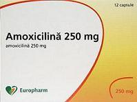 Amoxicilina 250 mg