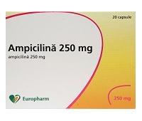 Ampicilina 250 mg