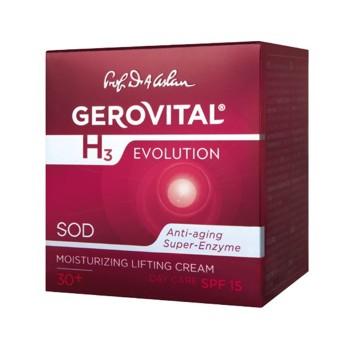 Gerovital H3 Evolution Crema Lift Hidratanta