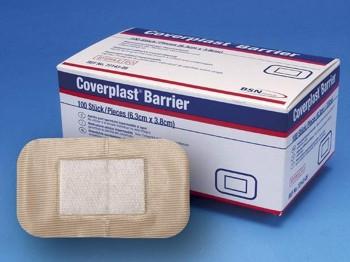 Coverplast Barrier - plasture special steril 3.8cm x 3.8cm (100buc/ cut)