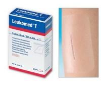 Leukomed T - pansament adeziv special, steril 8cm x 10cm (50buc / cut)