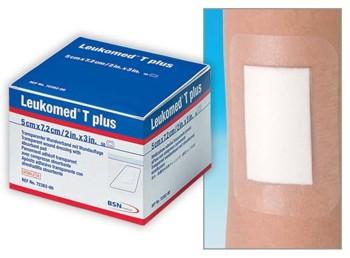 Leukomed T Plus - pansament STERIL adeziv 8cm x 15cm (50buc/ cut)