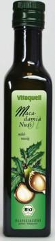 Ulei organic (Bio) virgin din Nuca Macadamia 250ml