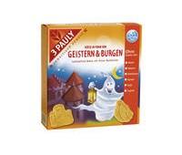 Biscuitei pentru copii cu aroma de unt, fara lactoza