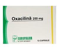 Oxacilina 250 mg