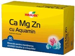 Ca Mg Zn cu Aquamin