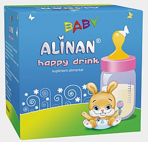 Alinan Happy Drink ceai colici