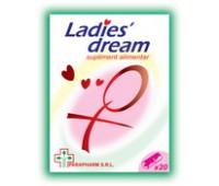 Ladies Dream capsule pentru cresterea placerii sexuale feminine