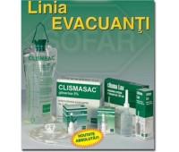 Clismasac enteroclisma evacuare