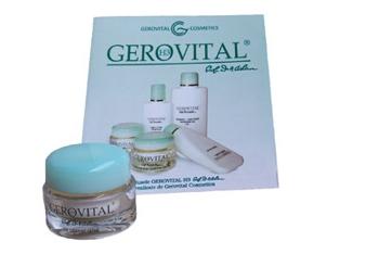 Gel Contur Ochi Gerovital H3