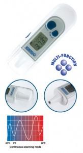 Termometru multifunctional cu infrarosu ( 6 functii ) BD1190
