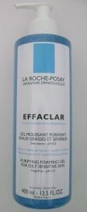 La Roche Posay- Effaclar Gel spumant purifiant 200 ml