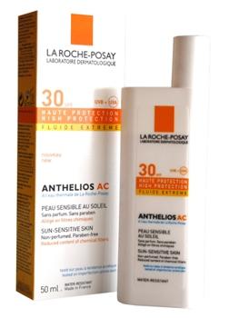 La Roche-Posay Anthelios Fluid Acne FPS30