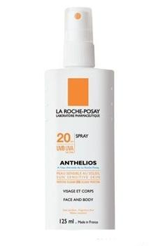 La Roche-Posay Anthelios Spray pentru Corp SPF 20