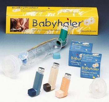 Babyhaler
