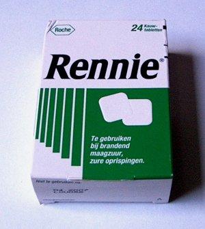 Rennie Peppermint comprimate x 24