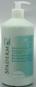 Crema exfolianta pentru corp cu alge marine