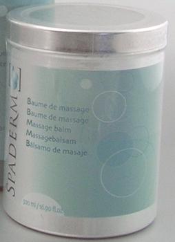 Balsam pentru masaj cu alge marine