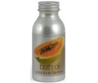 Ulei de baie BIO papaya si lamaie
