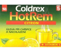 Coldrex HotRem Lemon X 10 plicuri