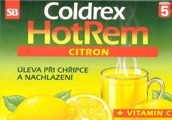Coldrex HotRem Lemon X 10 plicuri