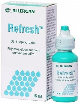 Refresh Contacts picaturi oftalmologice