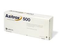 Azitrox 500 mg