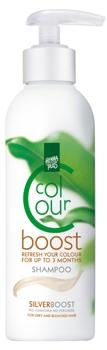 Colour Boost Silver sampon pentru mentinerea culorii