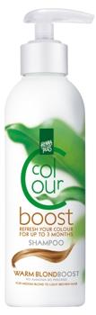 Colour Boost Warm Blond sampon pentru mentinerea culorii