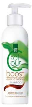 Colour Boost Copper sampon pentru mentinerea culorii