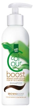 Colour Boost Brown sampon pentru mentinerea culorii