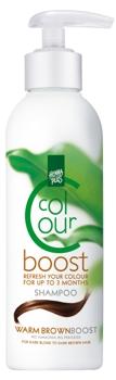 Colour Boost Warm Brown sampon pentru mentinerea culorii