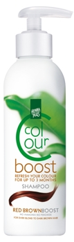 Colour Boost Red Brown sampon pentru mentinerea culorii