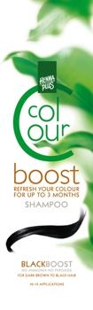 Colour Boost Black sampon pentru mentinerea culorii