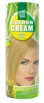 Henna Plus Colour Cream Golden Blond 8.3