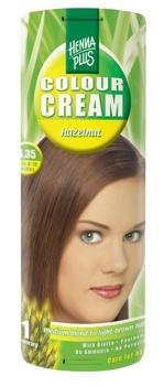 Henna Plus Colour Cream Hazelnut 6.35