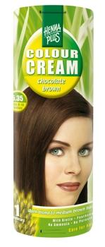 Henna Plus Colour Cream Chocolate Brown 5.35