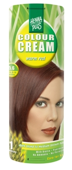 Henna Plus Colour Cream Warm Red 5.6