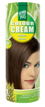 Henna Plus Colour Cream Mocha Brown 4.03
