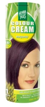 Henna Plus Colour Cream Burgundy 3.67
