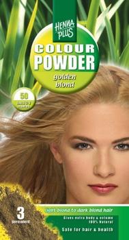 Henna Plus Colour Powder Golden Blond 50