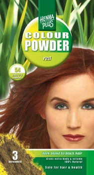 Henna Plus Colour Powder Red 54