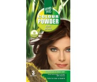 Henna Plus Colour Powder Dark brown 57