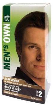 Henna Plus Mens Own Dark Blond vopsea pentru barbati