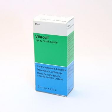 Vibrocil spray nazal
