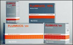 Fluimucil 100 mg 30 plicuri