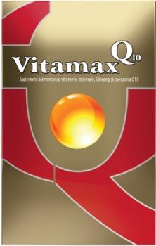 Vitamax Q10 X 15 cps