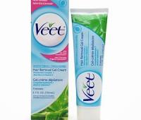 Veet crema depilatoare pentru piele sensibila